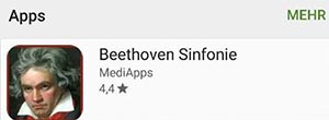 Beethoven Apps Header
